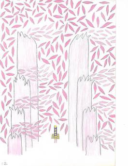 Cherry Blossom Blades 2