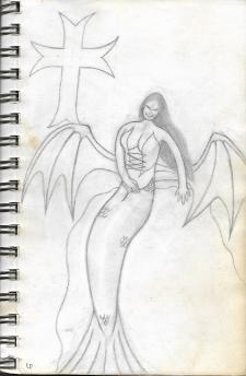 Templar Mermaid