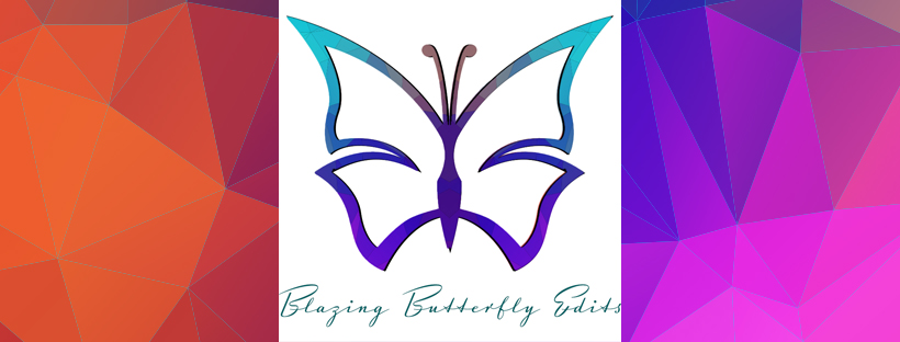 Blazing Butterfly Cover Photo